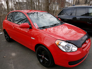 Hyundai accent  2009  super propre