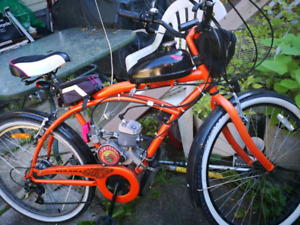 Motor Bicycle Moped excellent condition