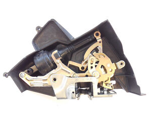 Mercedes C280, E320 1994-2003 Door Latch Assy RR 2027300835