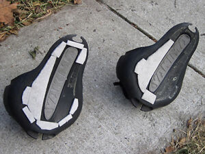 Yakima Mako saddles (2 pairs, $40 each - for kayaks, canoes)
