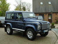 2007 57 Reg Land Rover Defender 90 County XS 2.4TDCI