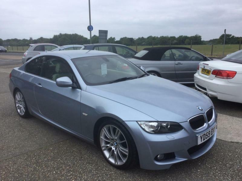 bmw 330 3 0 auto 2010my i m sport in gosport hampshire gumtree. Black Bedroom Furniture Sets. Home Design Ideas