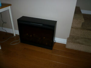 FRAMELESS ELECTRIC FIREPLACE INSERT