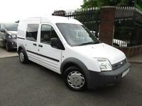 2009 Ford Tourneo Connect 1.8 TDCI LX LWB 1d 89 BHP NO VAT EX POLICE