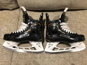 Bauer Supreme 2S PRO skates- size 8D