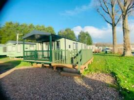 Gorgeous 2 bed caravan with FREE 2021 SITE FEES & Decking