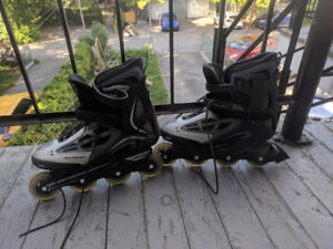Rollerblade homme taille 10 1/2 ou 11