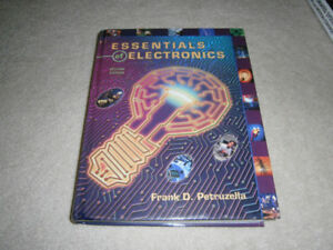Essentials of Electronics - Frank D. Petruzella