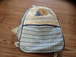Winnie the Pooh baby backpack