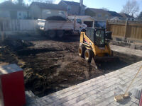 DIRT REMOVAL SERVICE//BOBCATS//TANDEMS (403) 829-1122