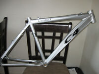ECLIPSE C4 MOUNTAIN BIKE FRAME--BEST OFFER OR TRADE