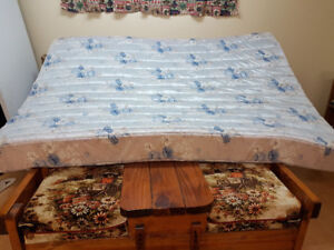 Beautiful Foam Mattress with Removable ,washable cover