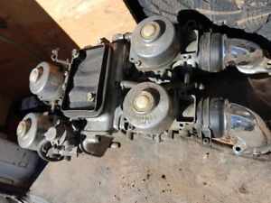 1984-1987 1100cc Goldwing working carbs