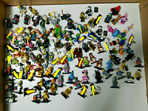 Lego Collectible Minifigs (picture updated)