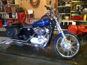 Exhaust Parts off 2005 Harley Sportster,and 09 SkiDoo Summit