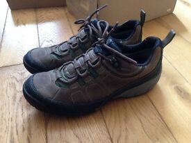 Clarks Wave Pass GTX Male shoes 8