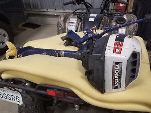 Honda 2HP 4 Stroke