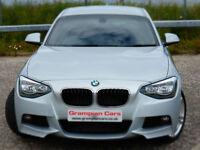 BMW 118 2.0TD ( 143bhp ) ( s/s ) Sports Hatch Auto 2014MY d M Sport