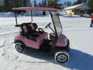 CHECK OUT THESE CUSTOM GOLF CARTS FOR SALE. ALL 1 OF A KIND.