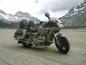 86 Honda goldwing