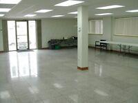 Bureaux *920, 1,120 ou 2,500 pi ca* RDC (Office Space) à louer,