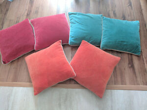 PILLOWS - Colourful/Cases Only