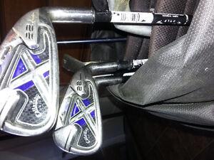 sac de golf cobra de grande valeur. 140$ si vendu aujoirdhui