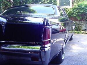 1970 LINCOLN MK III --- $13000