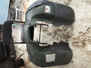 quad parts fenders for 80 s 90s