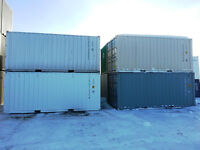 Shipping Container Sales, Rentals and Modifications