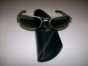 Ray Ban Orbs by Bausch & Lomb W2737 Authentic with Original Case