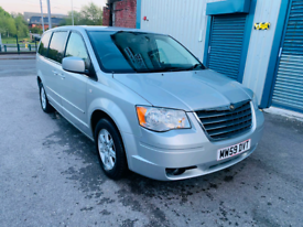 CHRYSLER GRAND VOYAGER 2.8CRD TOURING AUTOMAT