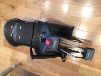 Hamax Siesta Rear Child Bike Seat £50 collection only W12 Shepherd's Bush/Ravenscourt Park