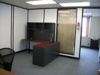 FURNISHED OFFICE SPACE  FOR RENT – 320 SQ FT IN PRIME LOCATION