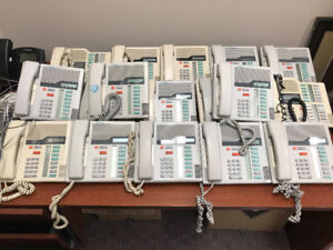 Nortel Meridian Office Phones - Free to Charity or Best Offer