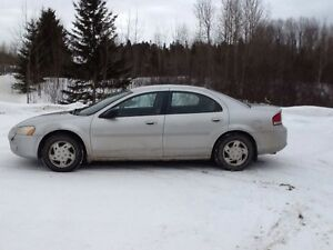 CHRYSLER SEBRING-1 500$ NÉGOCIABLE