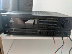 Sony GX67ES Receiver, JBL Sub JBL & Bose Speakers