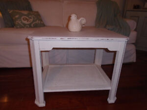Shabby Chic Matching Coffee and End Tables London Ontario image 3
