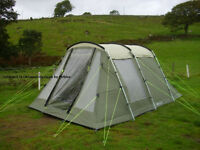 Outwell family tent