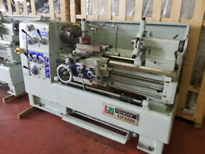 Used Lathe manual 16 x 32 inches  2 available (ONLY 1!)