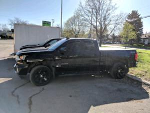 """Mag original gmc Chevrolet 22"""" noir"""