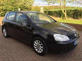 VOLKSWAGEN GOLF 1.6 FSi MATCH 5DR 2008 08