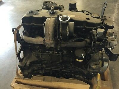 Iveco 6.7 Engine Core Oem Fits Case Ih New Holland Cnh 84265770 667taeek F4df