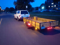 Custom trailers and general fabrication