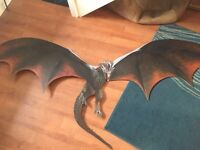 Large Game of Thrones Drogon Cardboard Cut Out