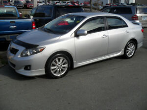 2010 TOYOTA COROLLA -S PACKAGE-CLEAN -$$6900.