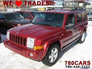 2006 Jeep Commander - V8 - LEATHER FULLY LOADED - 7 SEATER