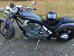 2010 Honda Shadow Fury
