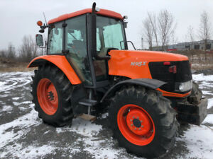 Kubota,new holland,Massey M95X tracteur