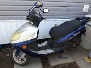 2007 Volano Scooter 49CC $400 SOLD